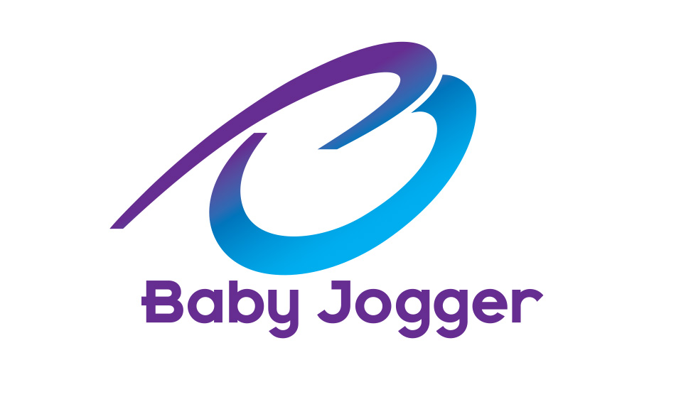 My entry in a logo contest held by Baby Jogger, several years ago.